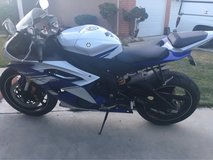 2014 Yamaha Yzf R6 in Miramar, California