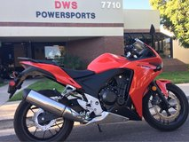 2014 Honda Cbr 500 RE in Miramar, California