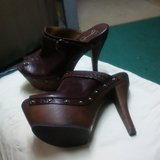 Women's Size 10B/40 Jessica Simpson Heels in Ramstein, Germany