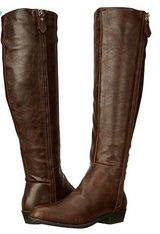 Women's Brown Knee-High Boots NIB Size 10 in Ramstein, Germany