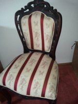 Antique Parlor Chair in Ramstein, Germany
