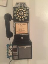 REPRODUCTION PAY PHONE in Hampton, Virginia
