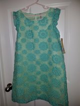 Teal dress (size 10) brand new tags attached in Fairfield, California
