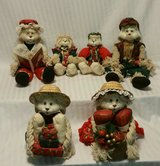 VINTAGE House of Lloyd Christmas Around the World Lot in Fort Benning, Georgia