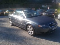 2005 CONVERTIBLE AUDI A4 US SPEC in Ramstein, Germany