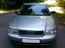 Audi A4 manual transmission, only 74 000 miles !!! in Ramstein, Germany
