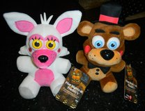 NEW Five Nights At Freddy's Plush Freddy Fazbear Gamestop EXCLUSIVE FNAF in Kingwood, Texas