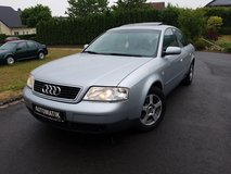 AUTOMATIC TIPTRONIC AUDI A6 V6 *A/C*Sunroof*PDC*Criuse control*LOW KM *NEW INPECTION in Spangdahlem, Germany