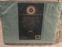 King Size Bedskirt Brand New in Fort Polk, Louisiana
