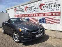 2012 Mercedes-Benz SLK350 Convertible 2DR in Ramstein, Germany