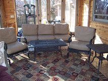 Wrought Iron Patio Furniture in Naperville, Illinois