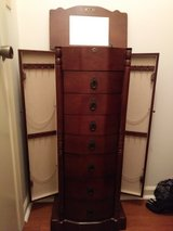 jewelry chest in Columbia, South Carolina