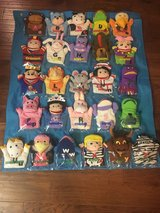 Letter Alphabet puppets in Alamogordo, New Mexico