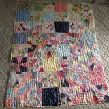 Old Quilt in Fort Polk, Louisiana