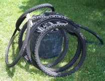 Bicycle Tires in Naperville, Illinois