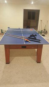 *Nice*Classic sport three-in-one sport table in Chicago, Illinois