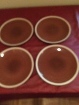 Brown Ceramic Plates in Fort Campbell, Kentucky
