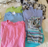 Seven XL Women's shirts. in Fort Campbell, Kentucky