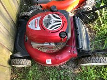 Push mowers (3) & weed eater in Clarksville, Tennessee