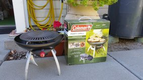 Portable  Coleman   Propanr   Grill in Fairfield, California