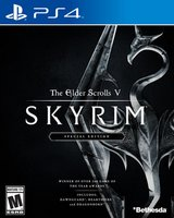 Elder Scrolls V Skyrim Special Edition PS4 in Grafenwoehr, GE