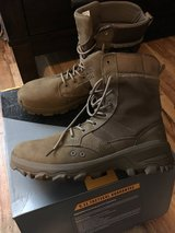 5.11 Tactical Coyote Boots in Fort Irwin, California