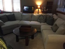 Beautiful sectional almost new in Naperville, Illinois