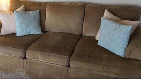 brown sofa/ couch in Chicago, Illinois