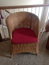 4 wicker chairs in Naperville, Illinois