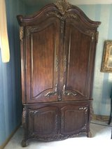 Armoire Entertainment Center PRICE LOWERED in Naperville, Illinois