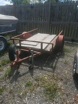 tilt trailer lawn mower in Chicago, Illinois