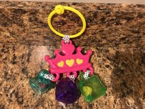 Baby Crown/Princess stroller/carseat dangling toy in Naperville, Illinois