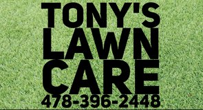 Tony's Lawn care in Perry, Georgia