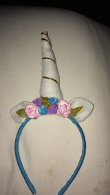 Unicorn headband in Dyess AFB, Texas