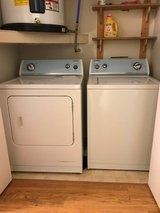 Whirlpool Washer and Dryer in Wilmington, North Carolina