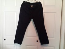 Women's size 12 petite black pants in Fort Campbell, Kentucky