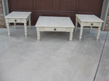Coffee Table and End Tables in Perry, Georgia