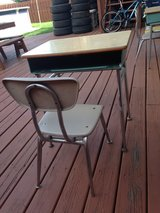 School desk and chair both for 25 in Tinley Park, Illinois