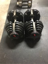 bowflex weights 5-90 pounds in Fort Campbell, Kentucky
