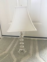 RH baby & child crystal table lamp in Naperville, Illinois