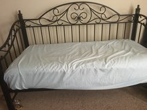 Daybed + Mattress, Twin in Oklahoma City, Oklahoma