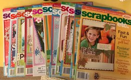 Scrapbooking books in Naperville, Illinois