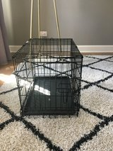 Small crate in Naperville, Illinois