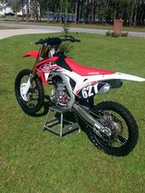 2015 Honda CRF250R Dirt Bike in Perry, Georgia