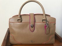 Coach Purse...Leather! New with Tags! Summer colors! in Clarksville, Tennessee