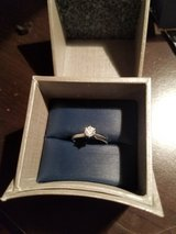 1/2 ct solitaire engagement ring in Fort Riley, Kansas