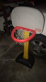 Little Tykes Basketball Goal in Kingwood, Texas