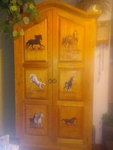 Armoire in San Antonio, Texas