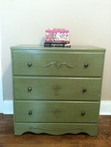 Vintage Nightstand /Small Dresser in Fort Campbell, Kentucky