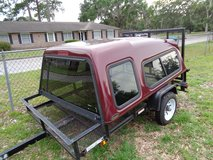 FULL SIZE TRUCK CAMPER SHELL 61/2 BED in Beaufort, South Carolina